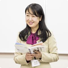 石井 晴美先生